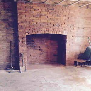 Fireplaces Renovated & Sandblasted