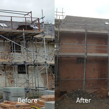 Sandblasting cleaning services wirral chester liverpool manchester - Remove exterior paint image ...