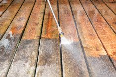Decking Cleaning Wirral, Chester & Liverpool