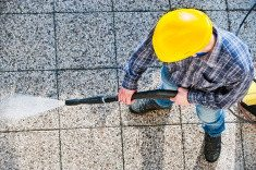 Paving Cleaning Services<br><br>