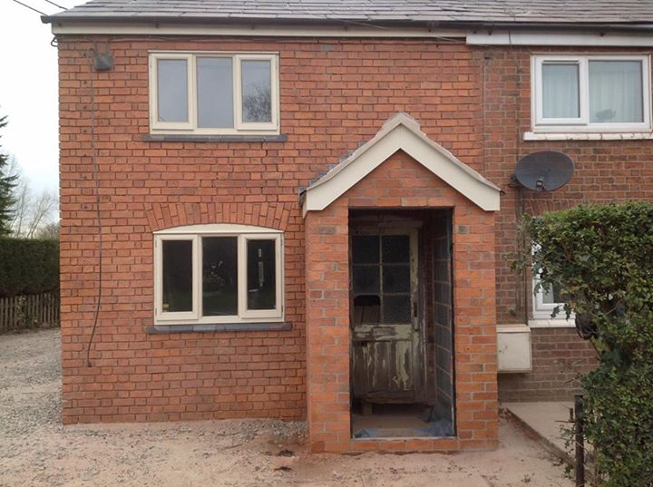 Sandblasting / Shot Blasting / Brickwork cleaning service completed in Wilmslow Cheshire.... - Sandblasting Services