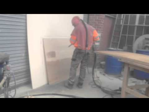Based Sandblasting Cleaning Services Wirral Liverpool