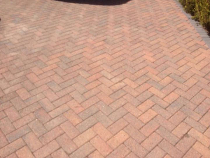Driveway cleaning Wirral & Chester.... - Sandblasting Services