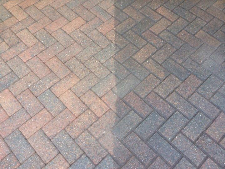 Specialist Pressure Washing Service covering Wirral & Chester.... - Sandblasting Services